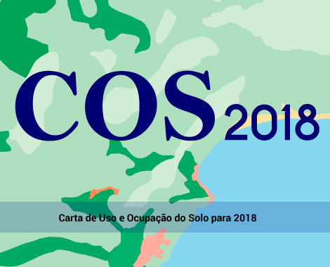 Carta de Uso e Ocupação do Solo para 2018