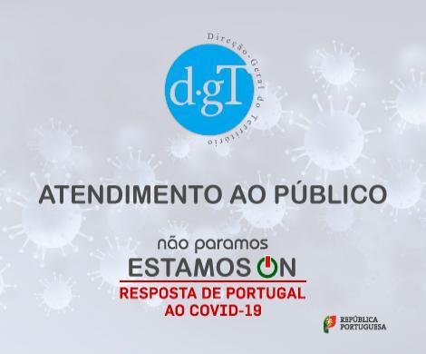 COVID-19 - Medidas DGT