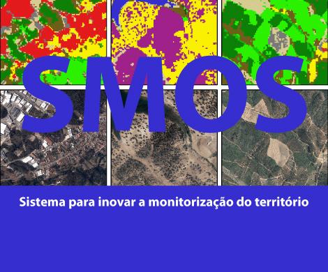SMOS – sistema para inovar a monitorização do território