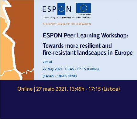 Rumo a Paisagens mais Resilientes e Resistentes aos Incêndios na Europa