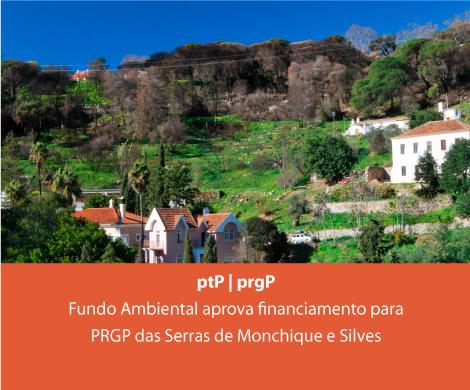 Financiamento para PRGP das Serras de Monchique e Silves