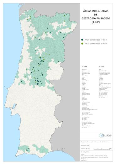 Mapa das Freguesias Vulneráveis