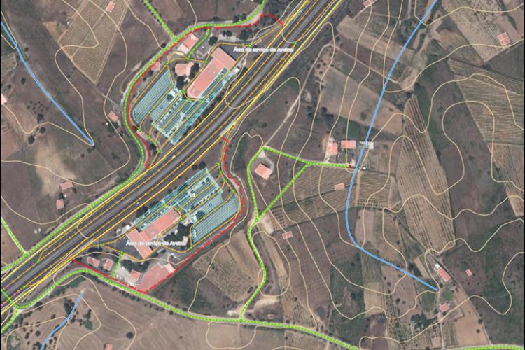 Publicadas as novas normas e especificações técnicas para a cartografia topográfica