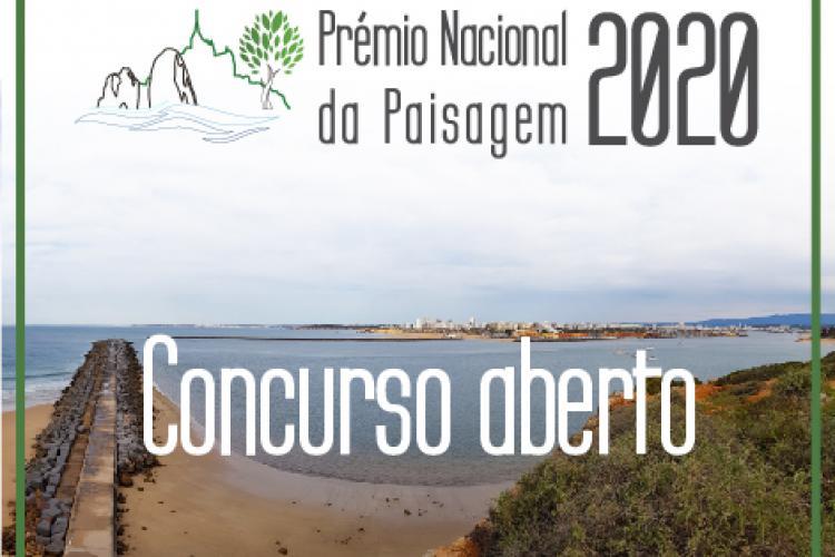 Concurso aberto - Prémio Nacional da Paisagem 2020